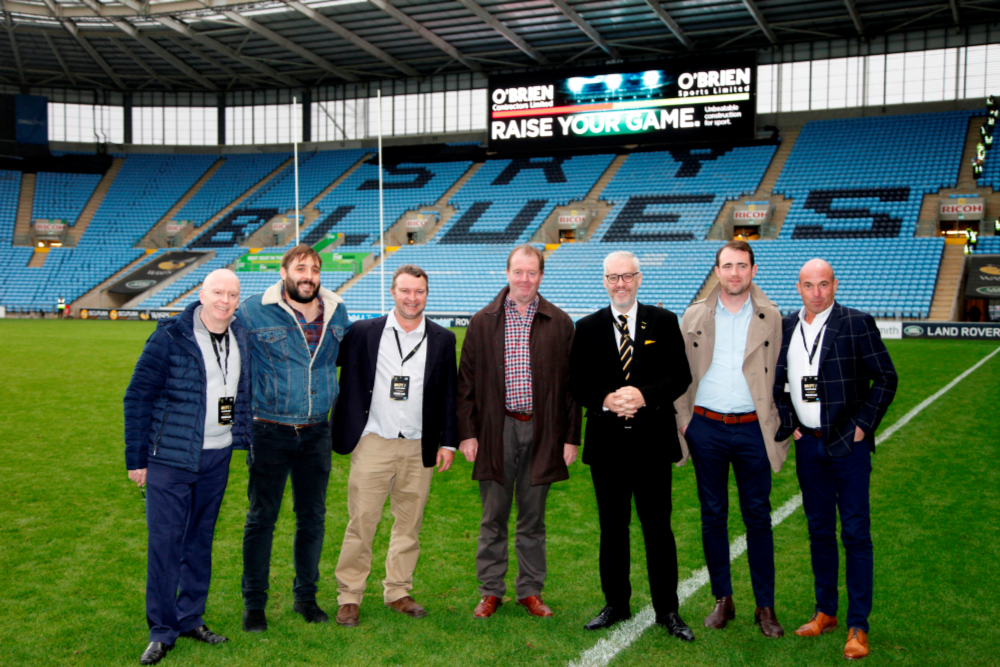 W:\Website\News\Wasps commercial team launch affiliate partnership scheme with a deal confirmed with a multi-million pound civil engineering contractor