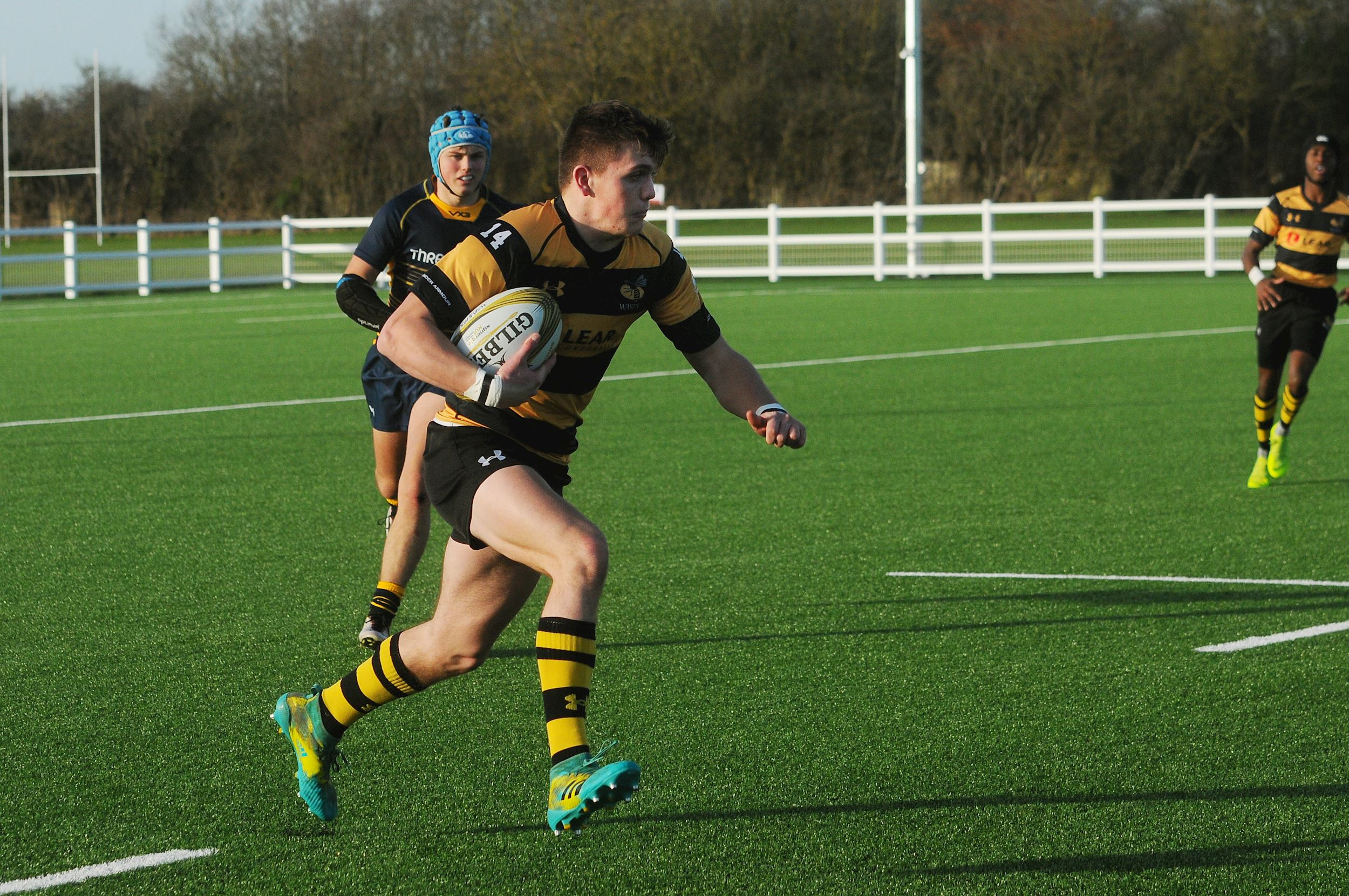 Under 18s defeated at reigning champions Tigers